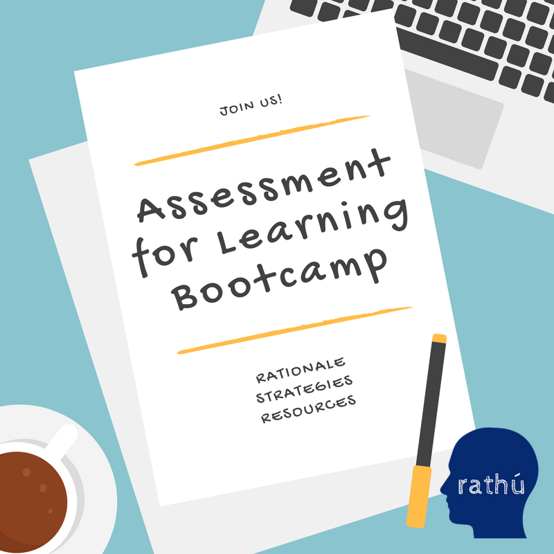 Assessment for Learning Bootcamp