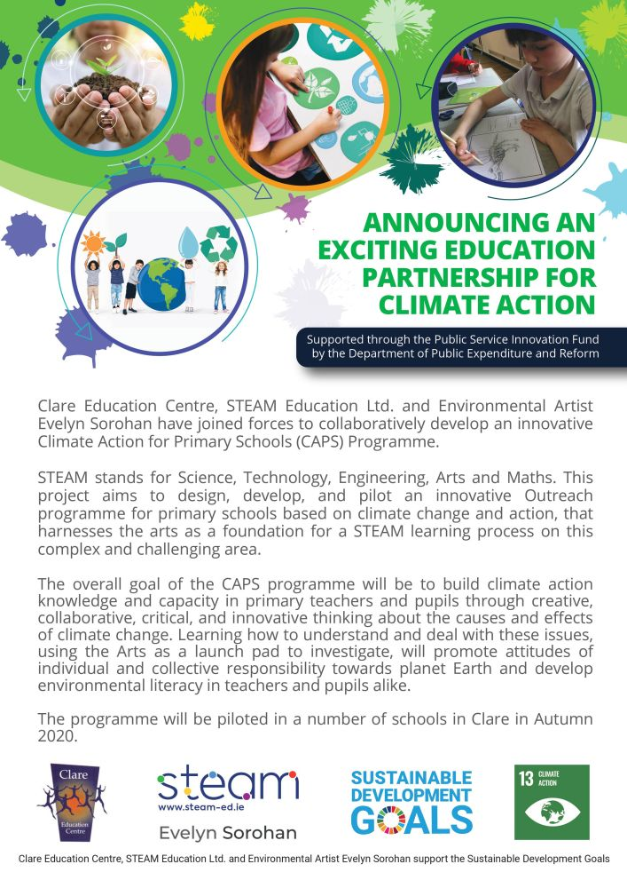CAPS: Climate Action in Primary Schools