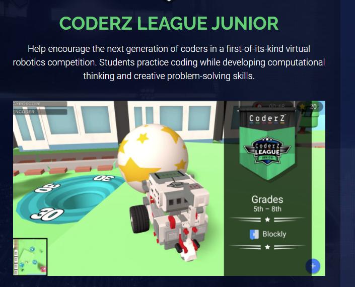 CoderZ Sprint Challenge Coding Competition Update