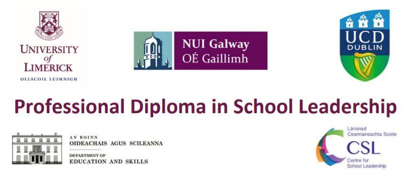 Postgraduate Diploma in School Leadership (PDSL) /...