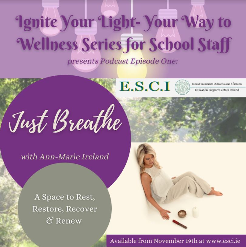 ESCI Podcast: Ignite Your Light - Your Way to Well...