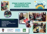 Climate Action in Primary Schools (CAPS) : An Innovative STEAM Outreach Programme for Primary Schools